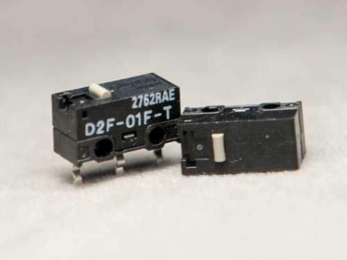 QTY 6 OMRON D2FC-F-7N Micro Switch Microswitch Switches for