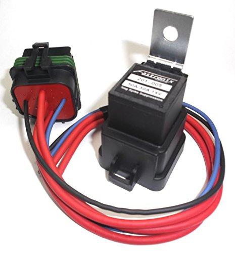 Fastronix 50  30 Amp Weatherproof Automotive Relay And Socket Kit  U2013 Noticebreeze