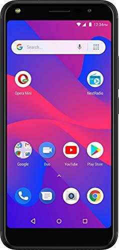 ZTE Avid 4 Z855 4G LTE 5 0″ 16GB GSM Global Unlocked- Blue