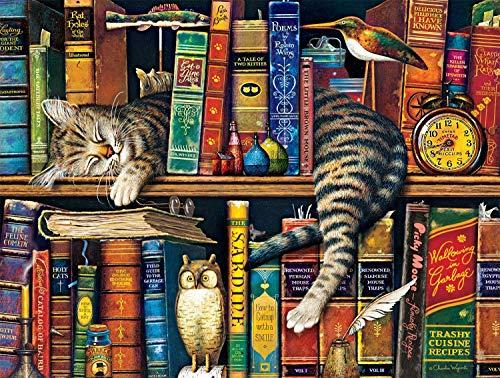 Top 8 Charles Wysocki Cat Puzzles - Jigsaw Puzzles ...