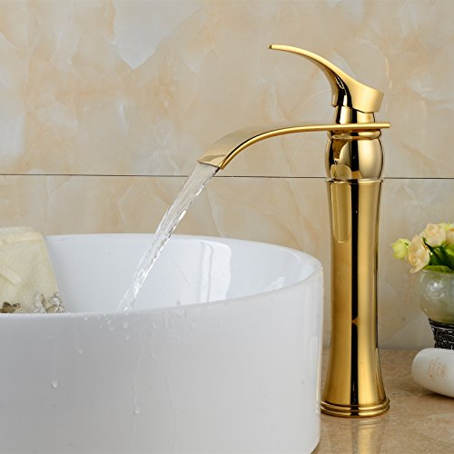 Angle Simple X103 Bathroom Faucet Vessel Vanity Sink Pop